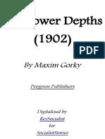 Gorky, The Lower Depths.pdf