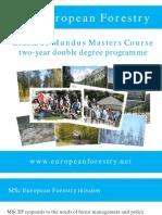 Leaflet MSc EF s2010