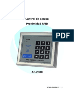 Manual AC 2000