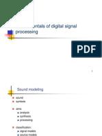 Slides i Intro Dsp