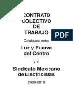 Contrato colectivo de luz y fuerza..pdf
