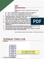Modul 4-1 DataLink Layer