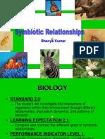 Symbiotic Relationsp