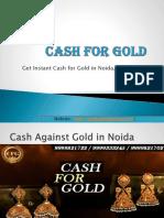 CASH FOR GOLD.pptx