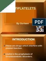 Anti Platelets