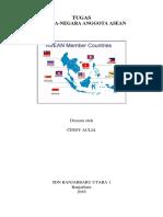 TUGAS Cindy - Negara Asean