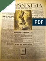 Transnistria anul I, nr. 10, 29 sept. 1941