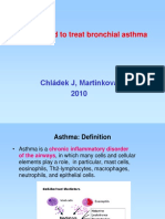 Drugs Used to Treat Asthma 2010