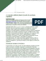 A economia solidária diante modo producao capitalista.pdf