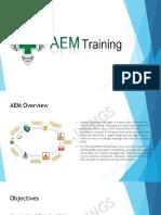Learn AEM Online Training