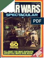 Famous Monsters Star Wars Spectacular A Warren Magazine