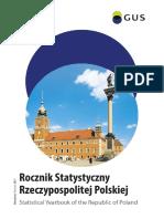 Rocznik Statystyczny Rzeczypospolitej Polskiej 2017