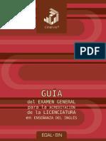 Guia Egal Ein 2018