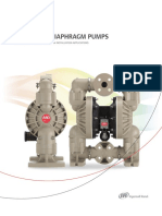 Catálogo de Bombas de Diafragma - ARO