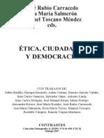 Educación y ciudadanía