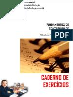 Livro pdf - Caderno de exercícios contabilidade - Prof MSc Uanderson Rébula