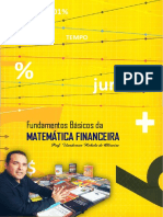 Livro pdf - Fundamentos de matemática financeira - Prof MSc Uanderson Rébula