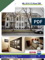 Calgary Real Estate - Ben Sweet - Connaught Condo For Sale