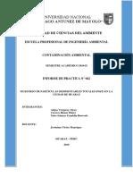 2 Informe de Contaminacion