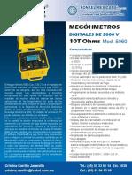 Aemc 5060 Cc