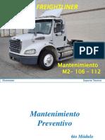 Mantenimiento Preventivo Procedimientos Freightliner