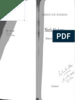 DIDI-HUBERMAN Georges - Ninfa Moderna.pdf