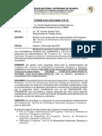 INFORME N 0000 Remirto Nueva Propuesta