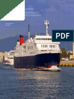 Dc Study Pr Maritime Transportation Services Project