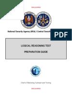 LOGV Preparation Guide