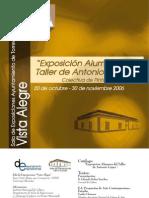 ESPACIOS PARA EL ARTE (EA)  ALUMNOS DEL TALLER DE ANTONIO LÓPEZ  2006