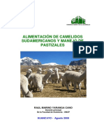 """ALIMENTACIÃ""""N DE CAMELIDOS Y MANEJO DE PASTIZALES.pdf"""