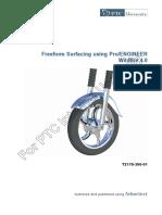 PTC WF Surface