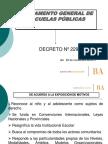 Power Point Reglamento Decreto 2299(1)