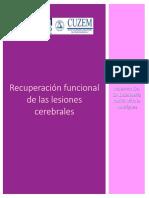 Recuperación Funcional de Las Lesiones Cerebrales