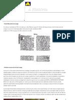 História de Loriga - Extratos Da Obra Do Historiador António Conde Sobre a História Da Vila de Loriga