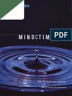 Perspectives in Cognitive Neuroscience] Benjamin Libet