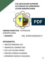 Manual de Porcino en Distrito de Uripa