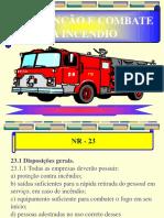NR - 23 Incendio.ppt