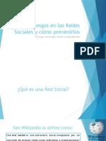 Riesgos en Las Redes Sociales y Cómo Prevenirlos