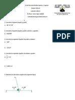 Actividad de Repaso Matemáticas II
