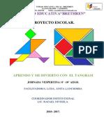 Matriz Modelo Proyecto Escolar 2 A