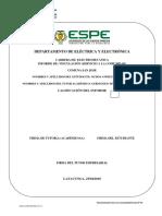Informe Formato 4