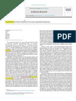 Cladribine in the Treatment of Acute Myeloid Leukemia - 2014