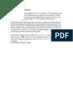 6. Funciones Lineales y Cuadraticas