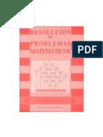 Resolucion de Problemas Matematicos I