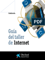 Guia Taller Internet Cast