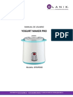 Manual Yogurt Maker Pro