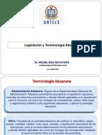 Sesión 7 Legislación y Terminología Aduanera (1)
