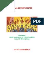 Vigilia de Pentecostés 2018(1)