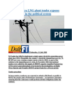 Kerawalapitiya LNG plant tender exposes deterioration in the political system.docx